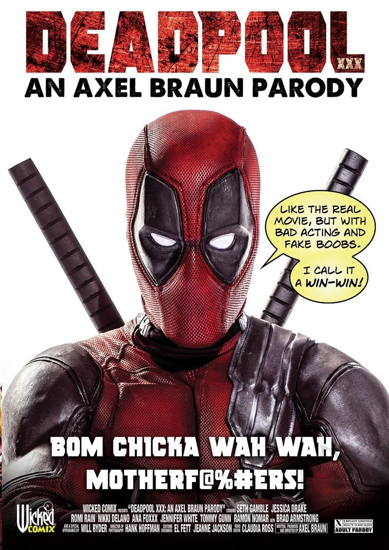 Deadpool Xxx {dd}